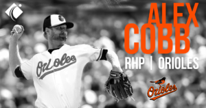 Alex Cobb Orioles